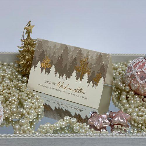 Weihnachtskarte Elda 01