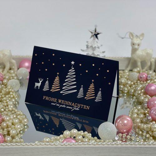 Weihnachtskarte Flori 01