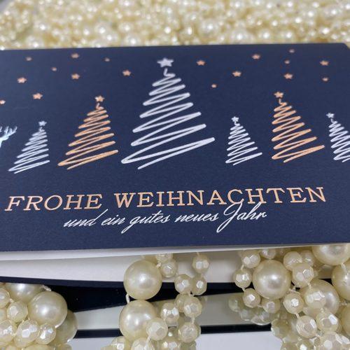Weihnachtskarte Flori 02