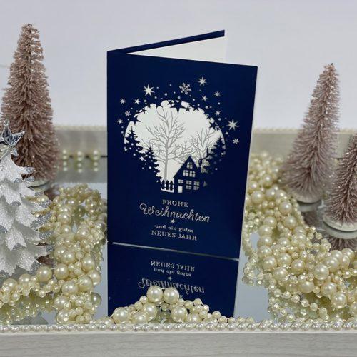 Weihnachtskarte Jodi 01