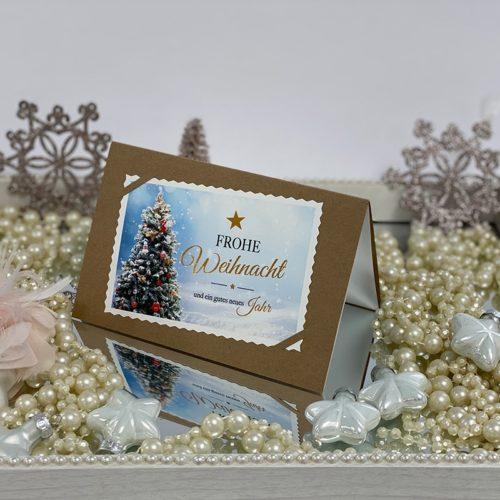 Weihnachtskarte Loren 01