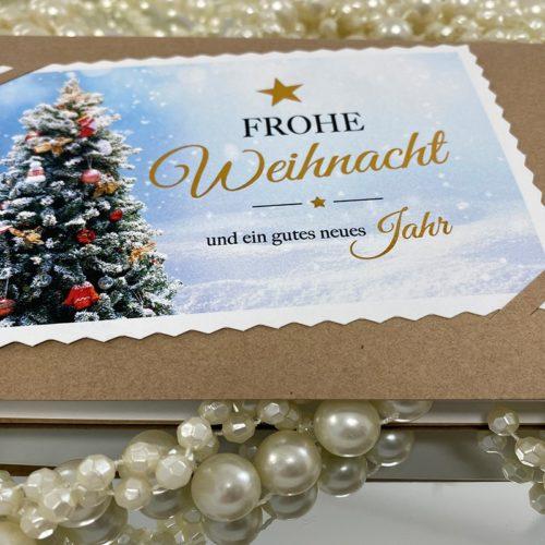 Weihnachtskarte Loren 02