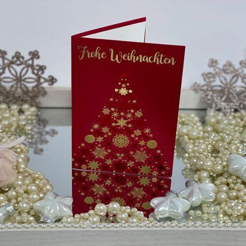 Weihnachtskarte Oni 01