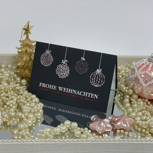 Weihnachtskarte Penni 01