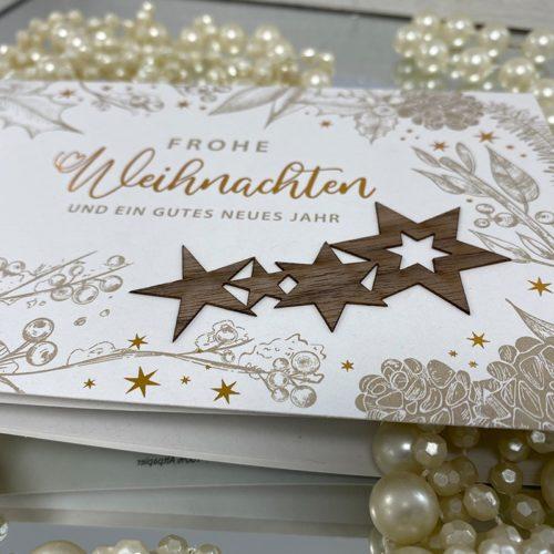 Weihnachtskarte Roxi 02