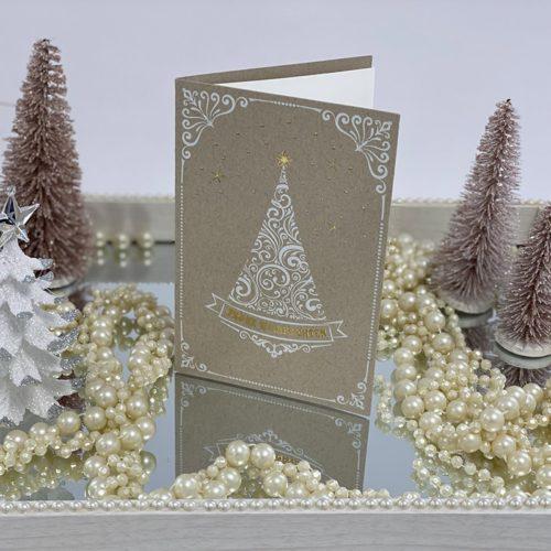 Weihnachtskarte Sira 01