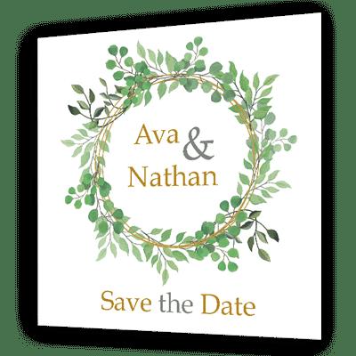Save-the-Date Karten zur Hochzeit
